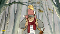 Still #2 from Ernest and Celestine