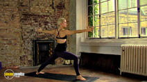Still #6 from 21 Day Power Yoga Detox and Weight Loss Method with Julie Montagu