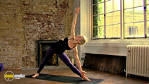 Still #7 from 21 Day Power Yoga Detox and Weight Loss Method with Julie Montagu