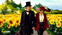 A still #3 from Oz: The Great and Powerful with James Franco and Mila Kunis