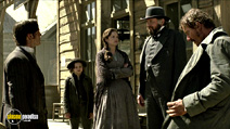 A still #6 from The Lone Ranger with Tom Wilkinson, Ruth Wilson, Armie Hammer and Bryant Prince