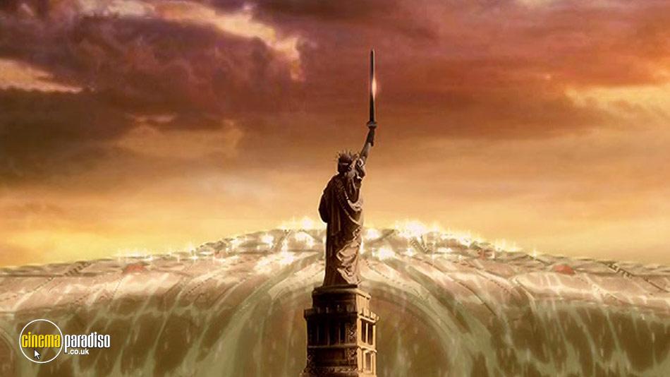 War of the Worlds: Goliath online DVD rental