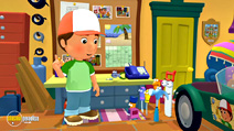 Still #6 from Handy Manny: Motorcycle Adventure
