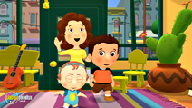 Still #8 from Handy Manny: Motorcycle Adventure