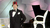 Still #2 from Tommy Cooper: The Missing Pieces