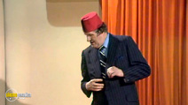 Still #4 from Tommy Cooper: The Missing Pieces