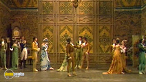 Still #2 from The Nutcracker: The Royal Ballet (Nureyev)