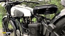 Still #8 from Norton Motorcycles