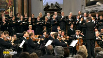Still #7 from Mozart: Requiem
