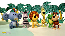 Still #3 from Raa Raa the Noisy Lion: Lots of Raa's in the Jungle