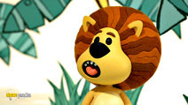 Still #6 from Raa Raa the Noisy Lion: Lots of Raa's in the Jungle