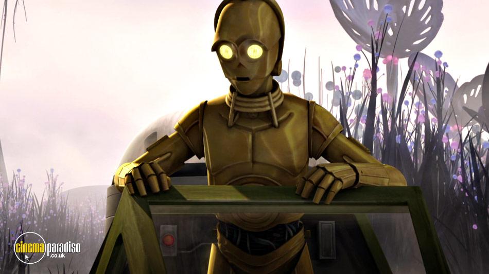 Star Wars: The Clone Wars: Series 4 online DVD rental