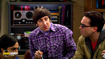 Still #6 from The Big Bang Theory: Series 5