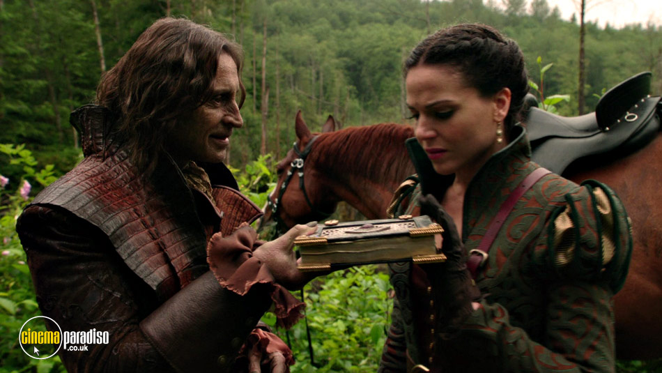 Once Upon a Time: Series 2 online DVD rental