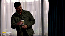 A still #3 from Supernatural: Series 8 (2012) with Jensen Ackles