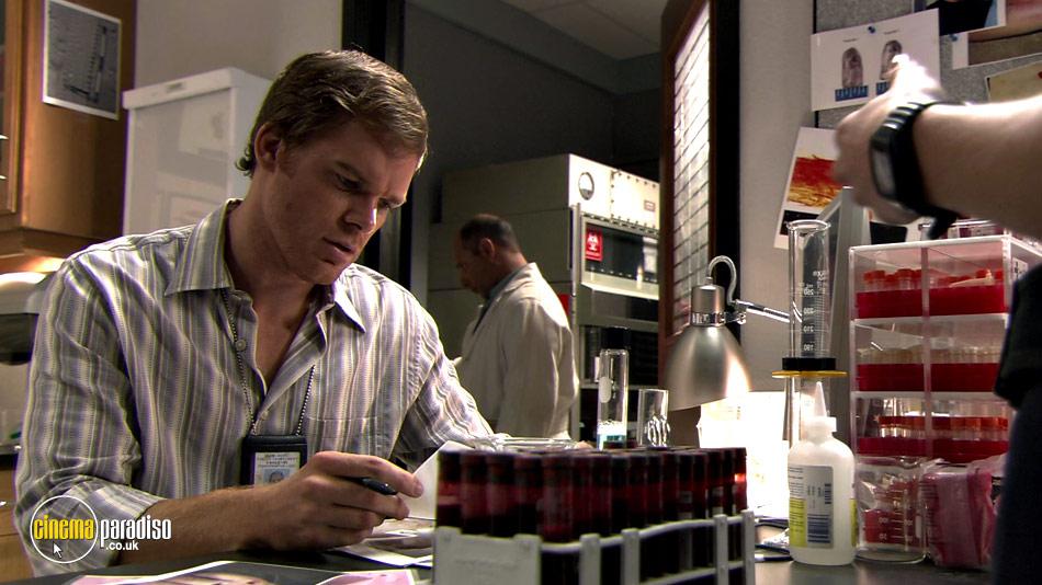 Dexter: Series 1 online DVD rental