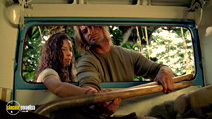 A still #17 from Lost: Series 6 with Evangeline Lilly