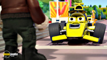 Still #3 from Roary the Racing Car: Silver Hatch Heroes