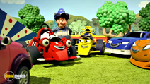 Still #7 from Roary the Racing Car: Silver Hatch Heroes