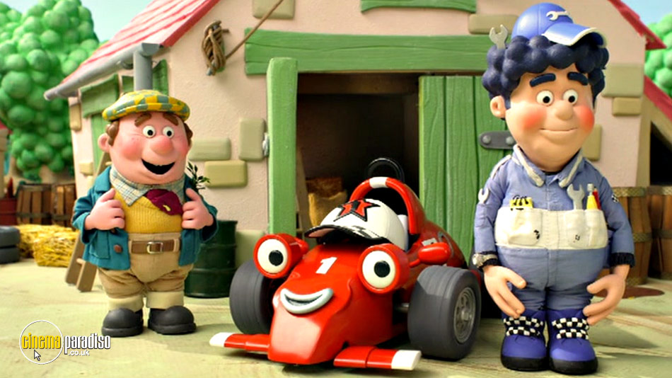 Roary the Racing Car: Silver Hatch Heroes online DVD rental