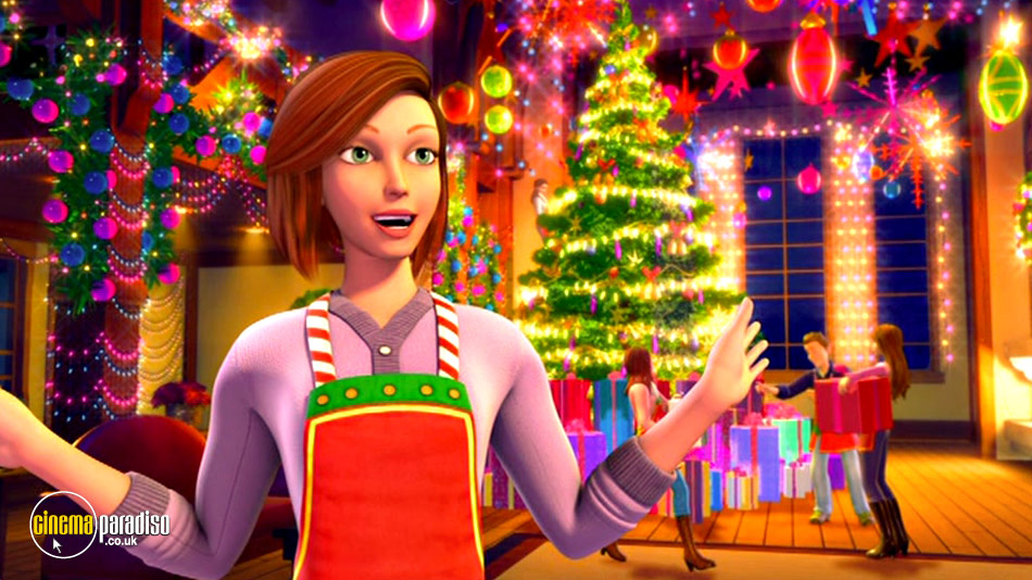 Barbie: A Perfect Christmas online DVD rental