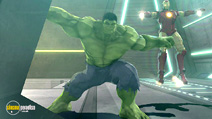 Still #6 from Iron Man and Hulk: Heroes United