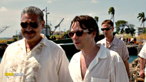 A still #6 from James Bond: Quantum of Solace with Mathieu Amalric and Joaquín Cosio