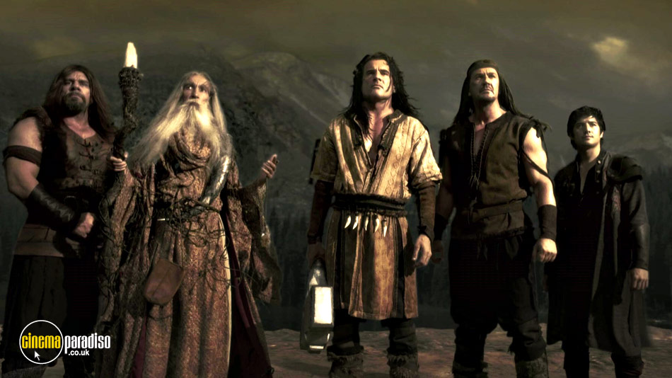 Vikingdom online DVD rental