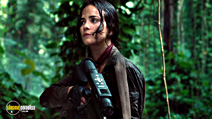 A still #3 from Predators with Alice Braga
