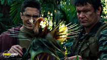 A still #8 from Predators with Topher Grace and Oleg Taktarov