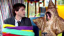 A still #2 from Nativity 2: Danger in the Manger! with David Tennant