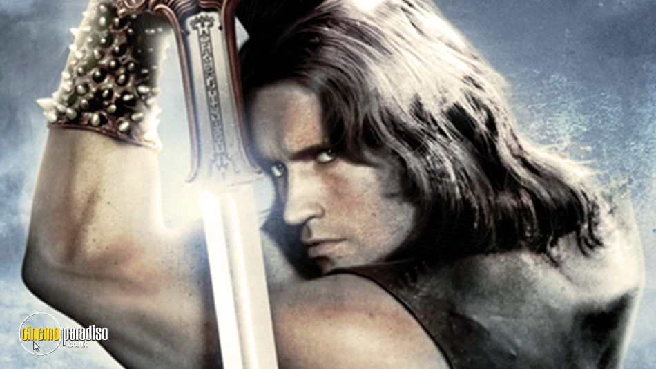 Conan the Barbarian online DVD rental
