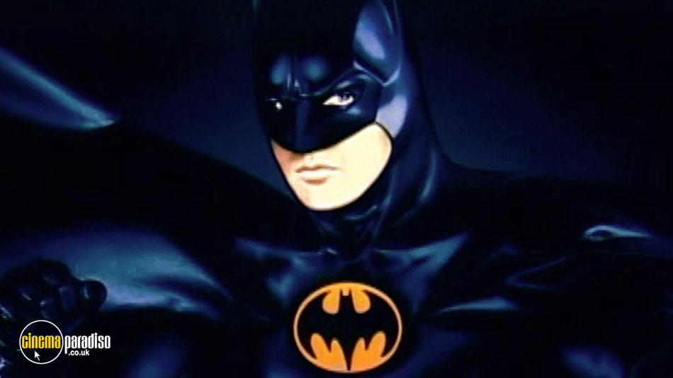 Batman Returns online DVD rental