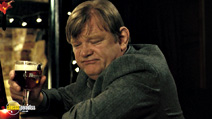 A still #9 from In Bruges with Brendan Gleeson