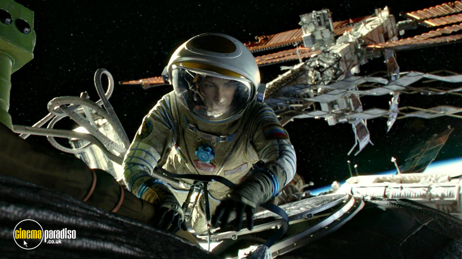 Gravity online DVD rental