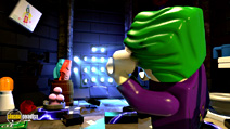 Still #6 from Lego Batman: The Movie: DC Super Heroes Unite