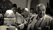 A still #19 from Casablanca (1942) with Sydney Greenstreet