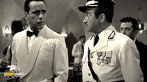 A still #17 from Casablanca (1942) with Humphrey Bogart