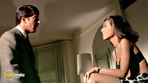 A still #4 from The Graduate with Anne Bancroft and Dustin Hoffman