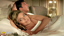 A still #8 from The Graduate with Anne Bancroft and Dustin Hoffman