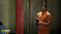 A still #5 from Escape Plan with Sylvester Stallone