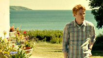 A still #5 from About Time with Domhnall Gleeson