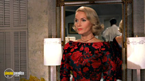 A still #3 from North by Northwest with Eva Marie Saint