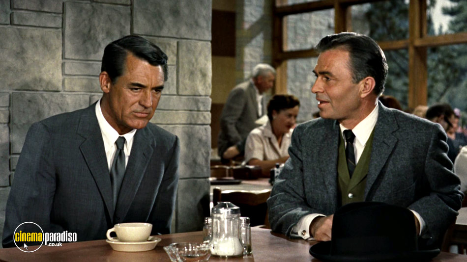 summary of north by northwest a North by northwest (1959) roger a thornhill (cary grant)is a successful advertising executive in new york city whose rather mundane existence changes dramatically one day when he meets some business associates for drinks at the plaza hotel.