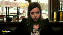 A still #5 from Safety Not Guaranteed with Aubrey Plaza