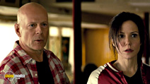 A still #6 from Red 2 with Bruce Willis and Mary-Louise Parker