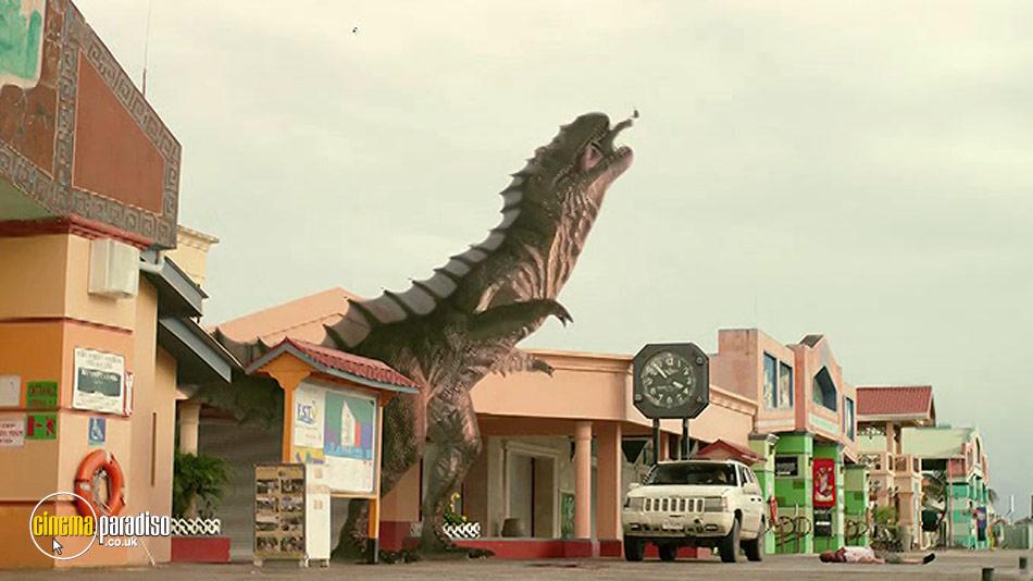 Poseidon Rex online DVD rental