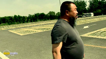 Still #2 from Ai Weiwei: The Fake Case