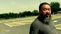 Still #7 from Ai Weiwei: The Fake Case