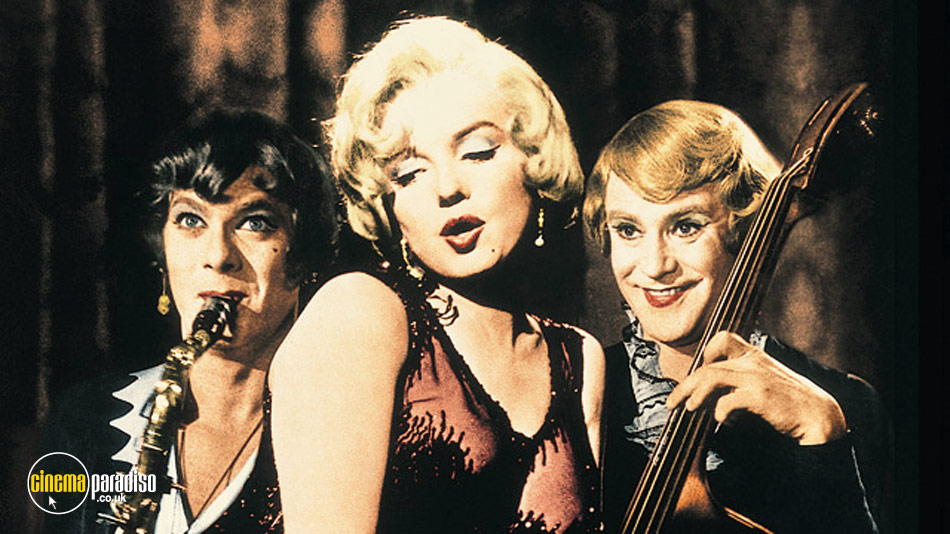 Some Like It Hot online DVD rental